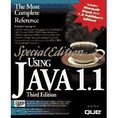 Special Edition Using Java 1.1