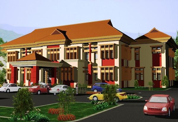 Gedung Arsip dan Perpustakaan Kabupaten Kupang