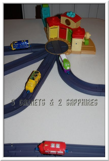disney chuggington