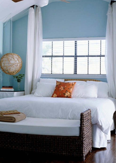 Restaura e vivi la casa a proposito del letto - Letto sotto finestra ...