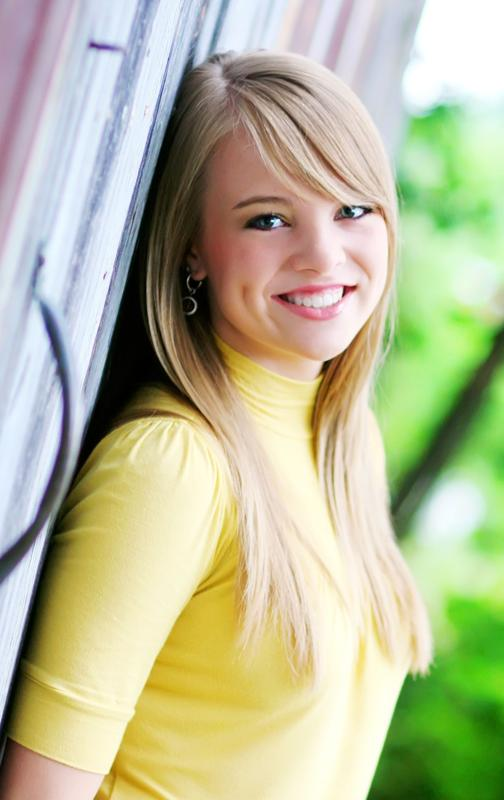 Kimberly The 2010-2011 National American Miss Jr Teen