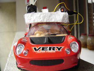 Ashish S Programming Journal Autonomous Rc Car Ii With Wireless