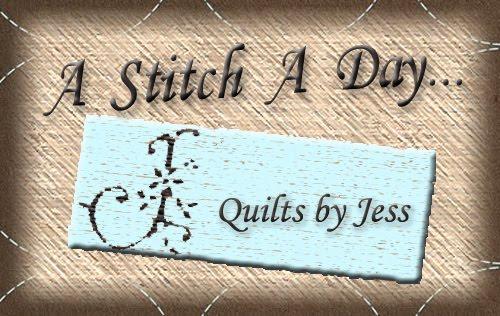 A Stitch A Day...