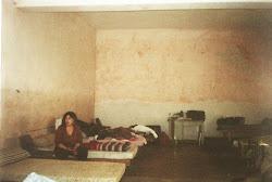 Habitación en la casa Parroquial
