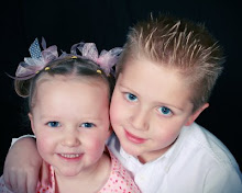 Hallie and Mason