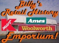 Billy's Retail History Emporium