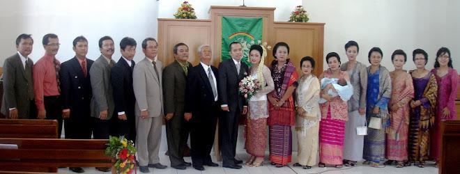 Keluarga Besar Opung Deborah Tondang