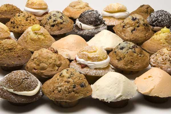 Le muffin se présente Muffins