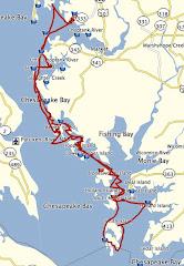 Bay Days 220 track