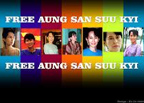 Free Aung San Su Kyi