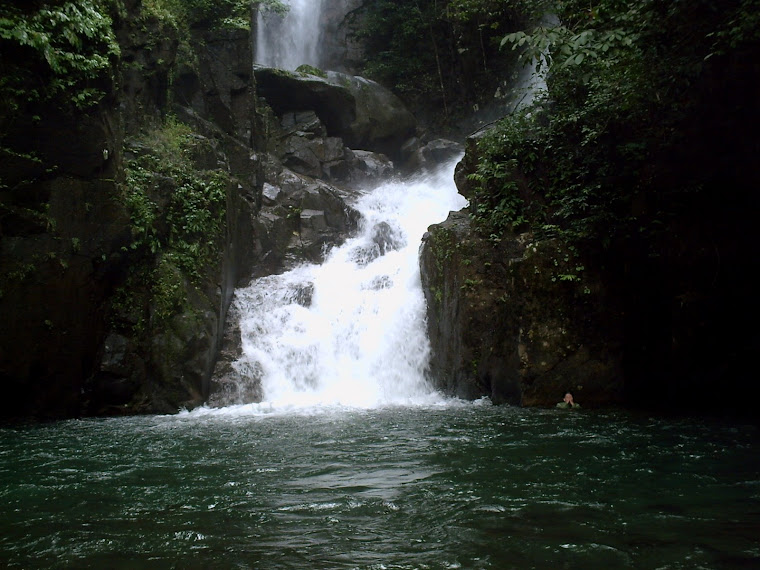 Water Fall in Trad