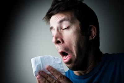 Flu Bersin Unik