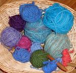 Colores de Lanas 2010