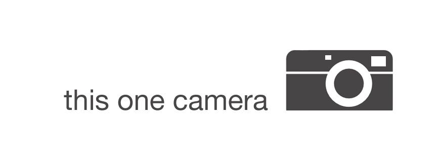 ThisOneCamera