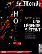 "HOTEL CHELSEA, NY ""Um lugar mágico"""