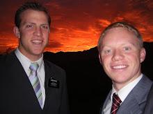 Elder Abrams & Elder Joshy :)