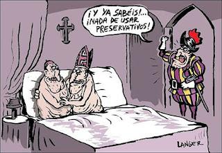 Curas homosexuales en el Vaticano Curas