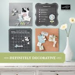Stampin' Up! Definitely Decorative Catalogue