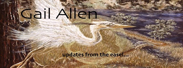 Easel Tides: Gail Allen's Painting and Creativity Journal