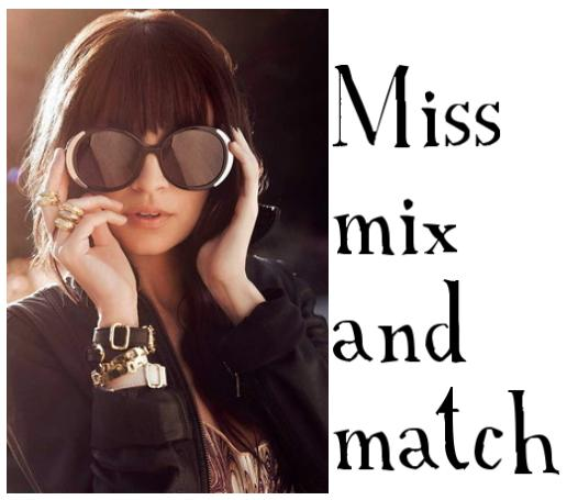 Miss mix and Match