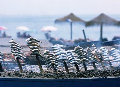 VACACIONEEEEEEES SANTILLANAAAAAAAA... - Página 3 Gastronomia-espetos_de_sardinas_en_la_playa-img-1