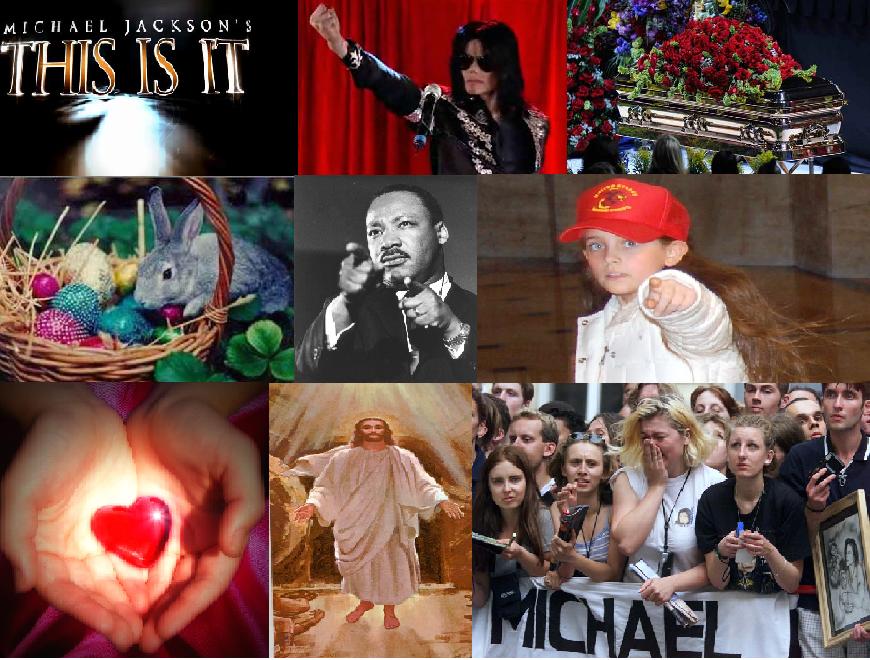 Michael Jackson esta vivo ? Descubrelo aqui