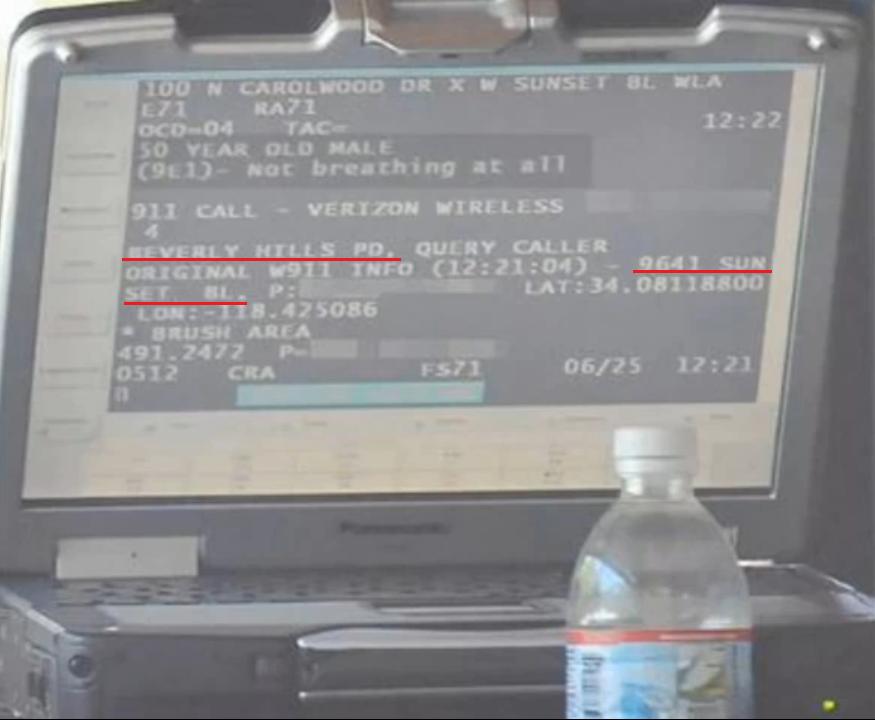 08 Recapitulación - La llamada al 911 911