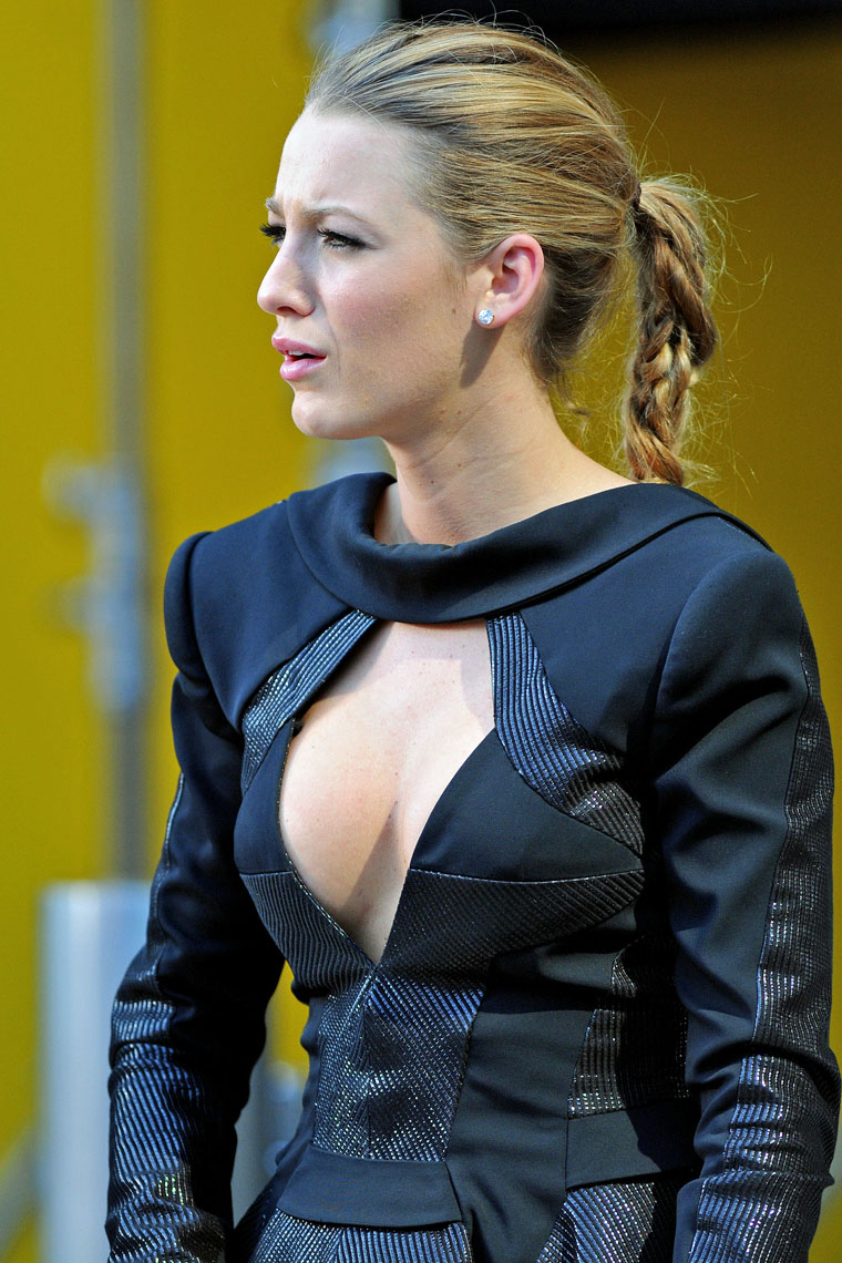 blake lively breast implants Quotes