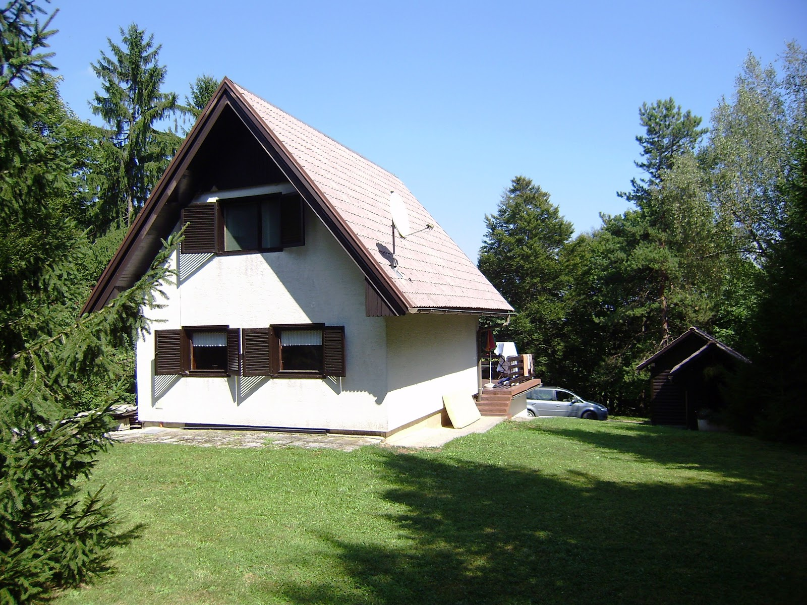 Real estate slovenia for Pitchers of houses for sale