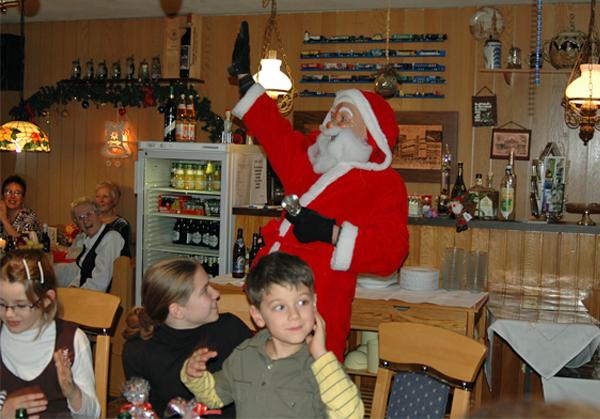 Weihnachten Hotel-Pension Jägerstieg