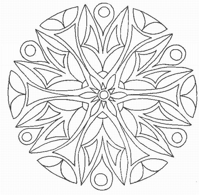 Mandalas : Significado, variedades y para algunas color... en Taringa!