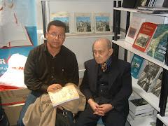 مع المفكر الكبير محمد الطالبي