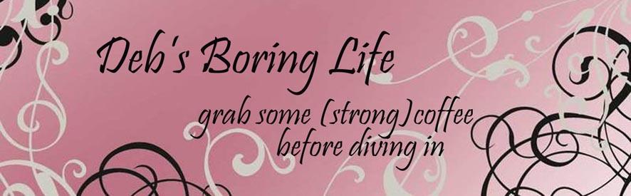 Deb's Boring Life