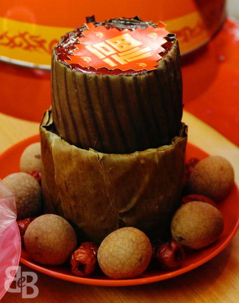 how to make chinese new year cake nian gao recipe