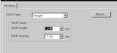 Adjusting Straight stitch length