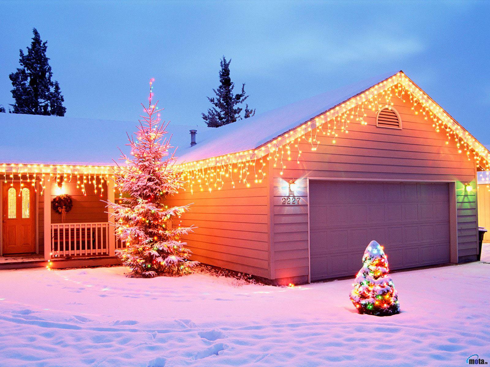 christmas lights house in massachusetts