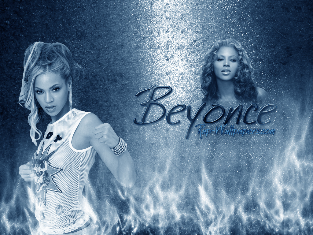 beyonce black and white walpaper