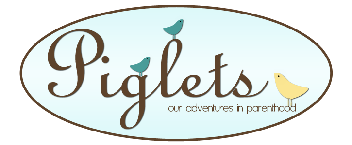 Piglets - Our adventures in parenthood