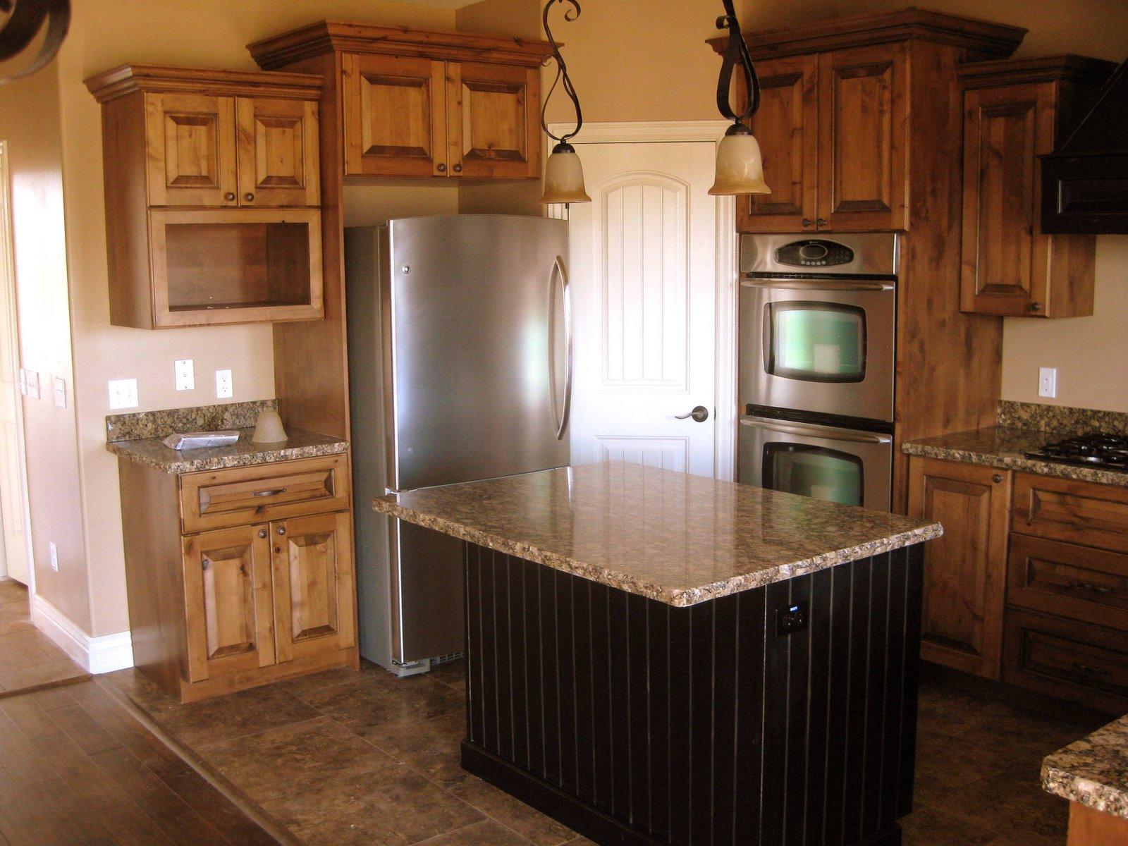 Lec cabinets alder kitchen cabinets for Alder kitchen cabinets