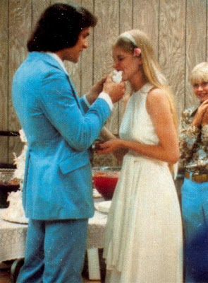 blogger of the bride patrick swayzes wedding