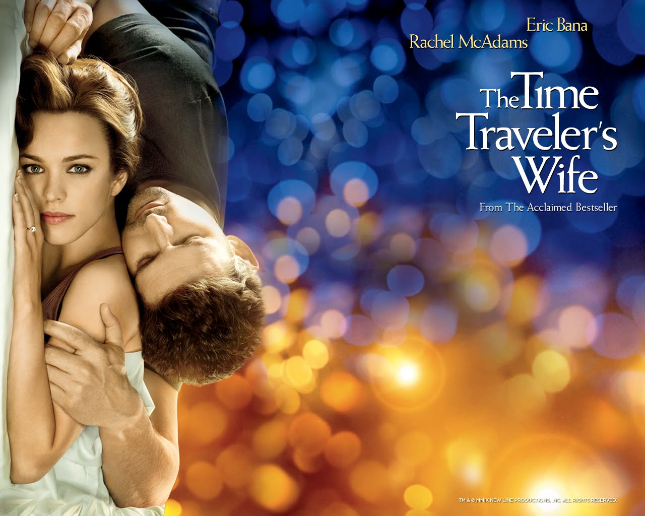 Rachel Mcadams About Time Poster My all time favorite songs