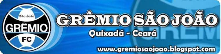 GRÊMIO SÃO JOÃO - Quixadá - Ceará