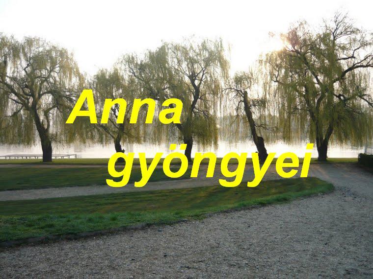 Anna gyöngyei