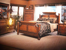 Tropic Style Bedroom Group In Stock