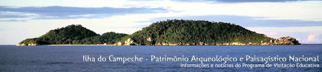 Ilha do Campeche - Patrimônio Arqueológico e Paisagístico Nacional