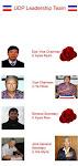 UDP Leadership Team