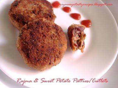 [Priya+Suresh-+Rajma+&+Sweet+Potato+Patties_Cutlets]