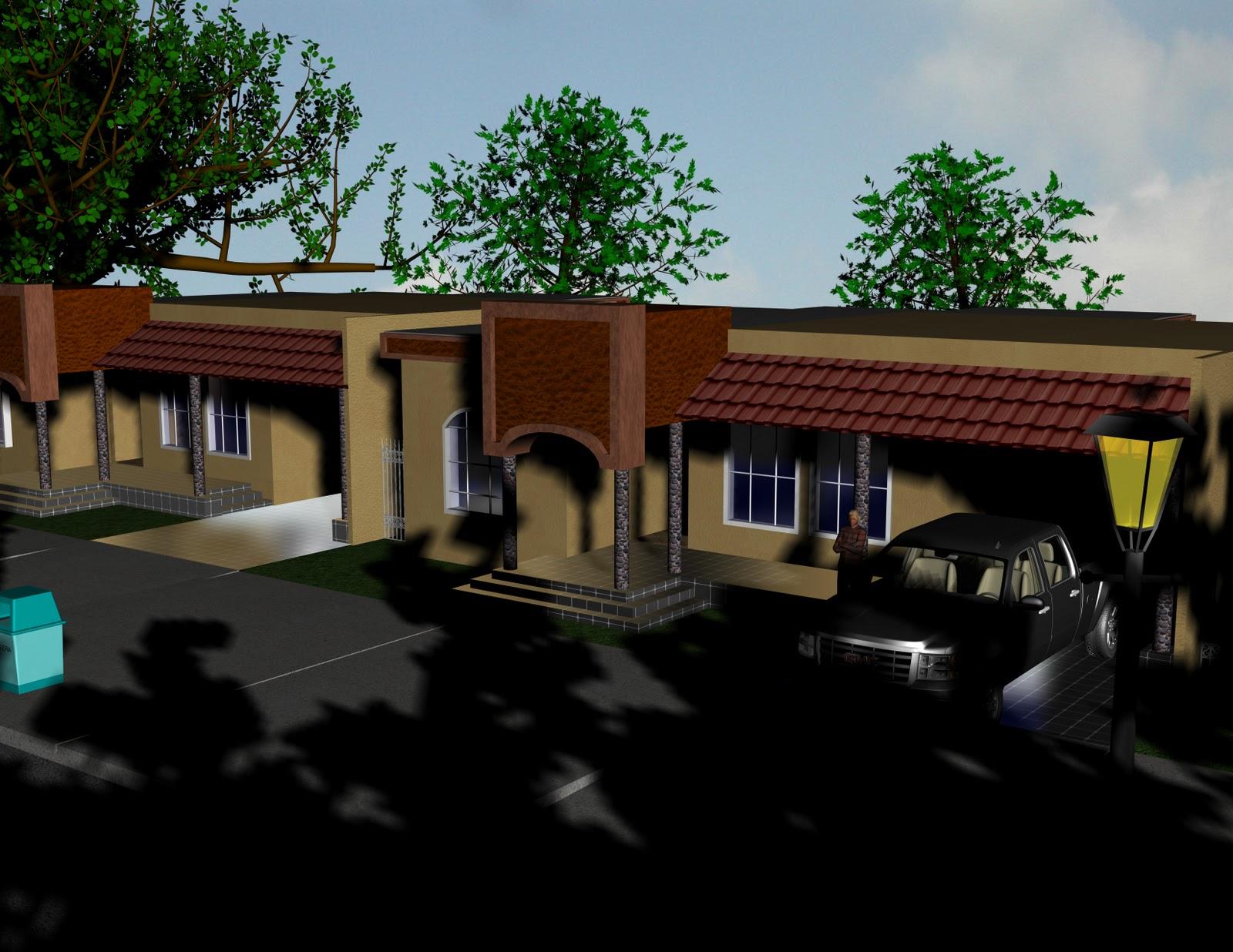E Portafolio Proyecto Casas Tipo Infonavit