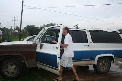Our tour bus LOL
