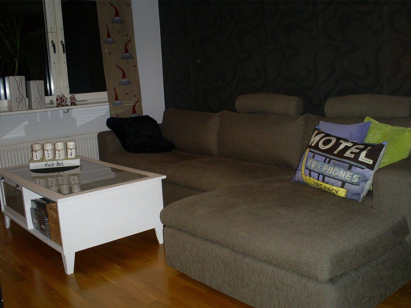 Smycka ditt hem: sÄljes vardagsrum